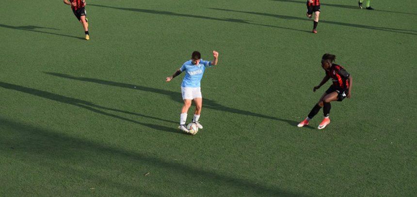 Juniores Nazionali, Riccardo Bozzi è il Man of the Match di Lavagnese-Sanremese 1-2