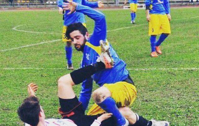 """Il Ceriale firma l'impresa ed espugna il campo dell'Alasso FC per 3-1, Vittorio Fantoni:""""Grandissimo primo tempo. Dedico il gol alla mia fidanzata e alla mia famiglia"""""""