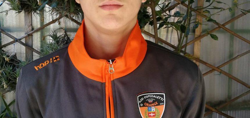 Ospedaletti, Luca Travella capocannoniere del campionato Allievi Regionali Fascia B con 15 reti