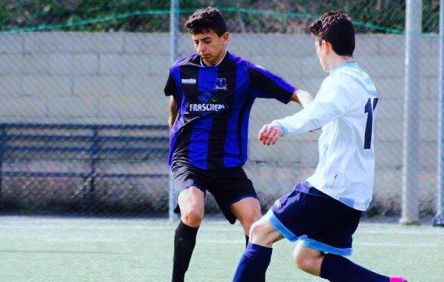 """Juniores Imperia, Hamza Fatnassi decisivo contro la Veloce:""""Felice per la prestazione e per il gol. Voglio arrivare il più lontano possibile con questi colori"""""""