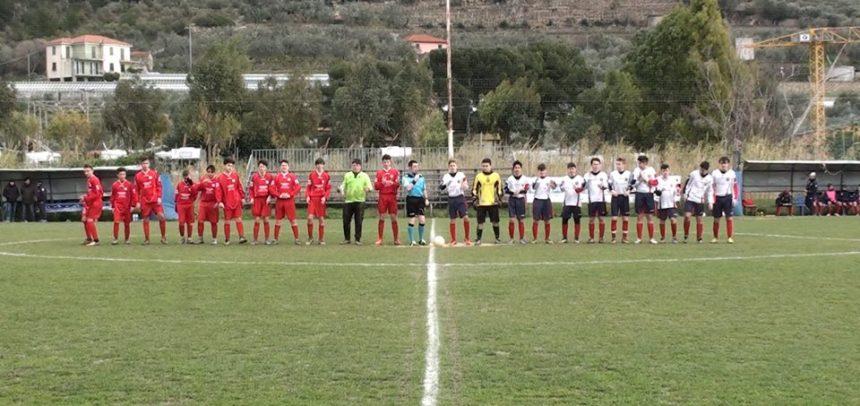 Giovanissimi Provinciali, gli Highlights di Dianese&Golfo-Don Bosco Vallecrosia Intemelia 3-1