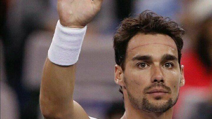 Speciale Tennis -Spettacolo Fognini! Perde la racchetta, la recupera e vince il set