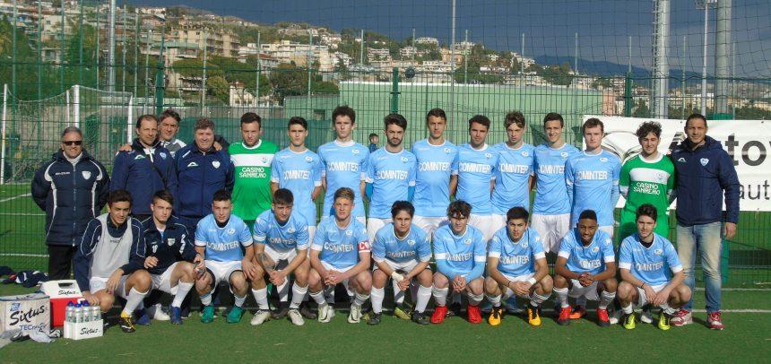 Juniores Nazionali, gli Highlights di Sanremese-Sestri Levante 2-4