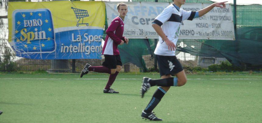 Sanremese, Niccolò Martini capocannoniere del campionato Allievi Regionali con 14 gol