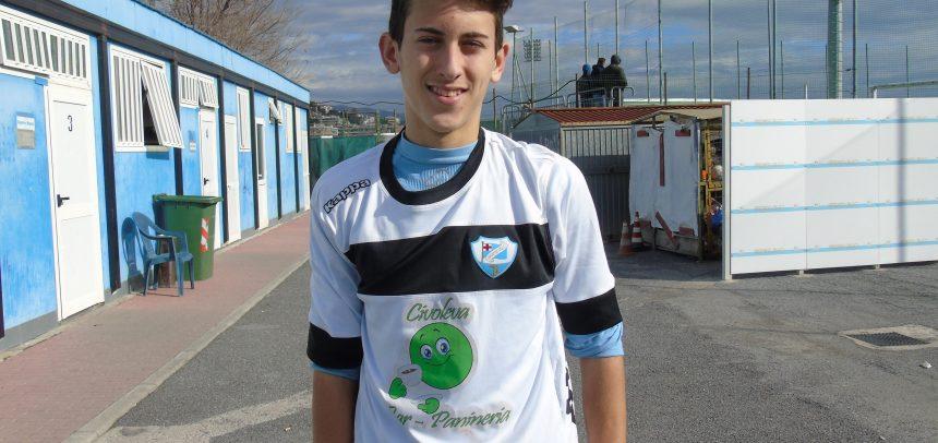 Allievi Regionali, Niccolò Martini è il Man of the Match di Sanremese-Veloce 5-0