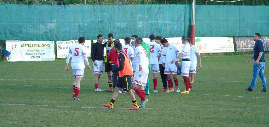 Promozione, il Taggia batte l'Alassio FC 3-2: doppietta per Rovella e gol di Rosso