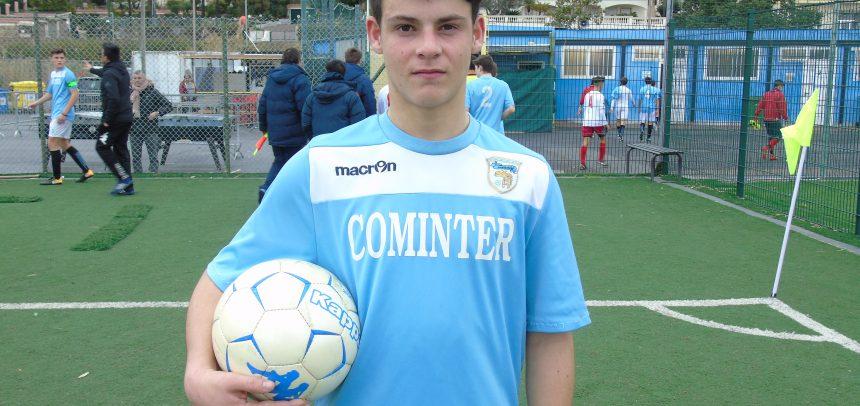 Sanremese Calcio – Francesco Pellicanò in prova alla Sampdoria