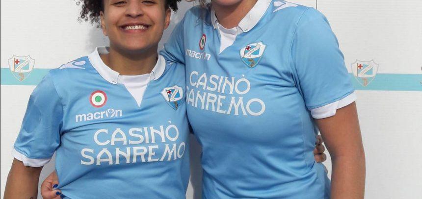 Calcio femminile, la Sanremese asfalta il Genoa 4-1: doppietta per Famà e Cerato