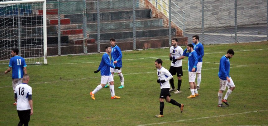 Eccellenza Liguria, gli Highlights di Imperia 1 Rapallo 2