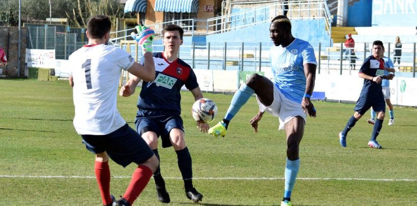 """Si ferma il cammino della Sanremese in Coppa Italia. Il Gozzano vince 1-0 al """"Comunale"""" e passa ai quarti di finale"""