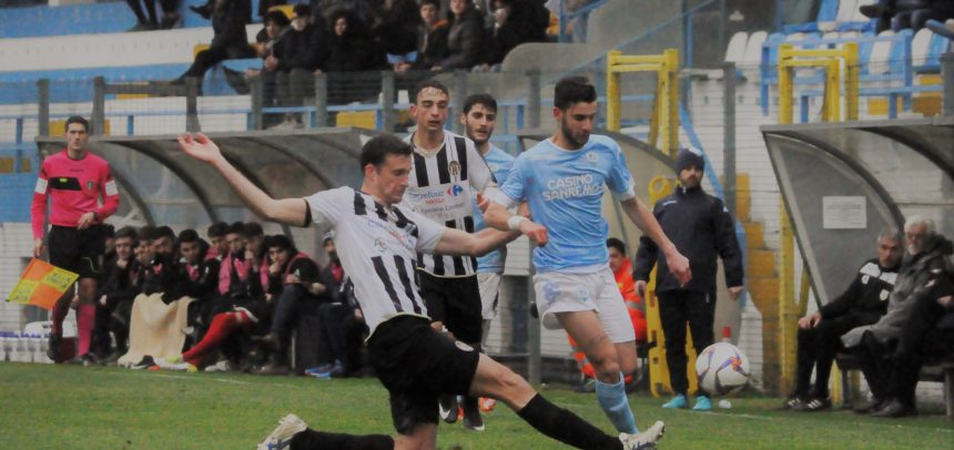 Serie D Girone E, gli Highlights di Sanremese-Massese 1-2