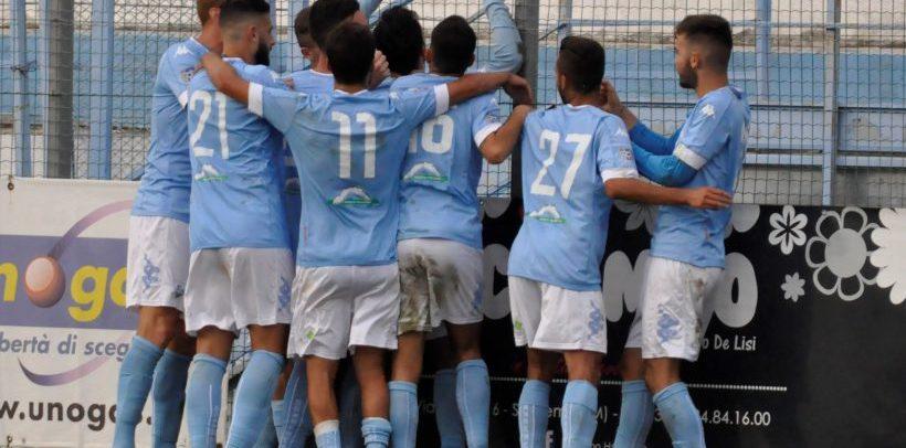 Domani alle 14.30 la Sanremese ospita il Gozzano per gli ottavi di Coppa Italia. Out Costantini, Taddei e gli squalificati Cacciatore e Colantonio
