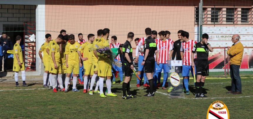 L'Argentina batte il Ghivizzano 2-0 con i gol di Pierini e Vitiello