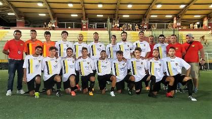 Coppa Liguria Seconda Categoria, nella semifinale di andata la Baia Alassio batte la Campi Corniglianese 1-0: gol di Sorrentino al 56′