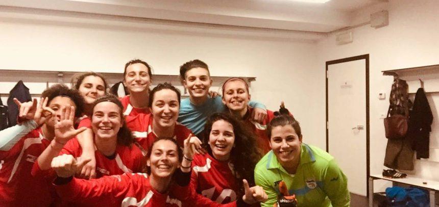 Calcio femminile, una doppietta di bomber Elisa Cerato fa volare la Sanremese: Spezia battuto 2-1