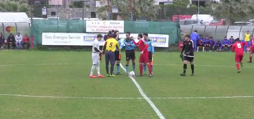 Promozione A, Highlights e super moviola di Taggia-Cairese 0-2