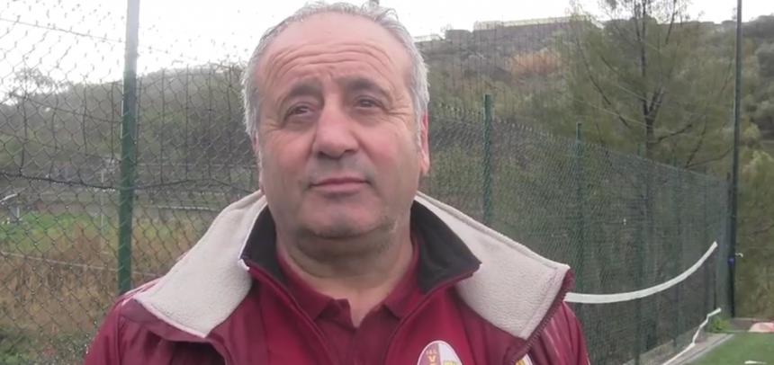 """Veloce, mister Gerundo commenta la sconfitta con la Sanstevese:""""E' una squadra cattiva, dopo 20′ dovevano rimanere in 9, arbitro non all'altezza"""""""