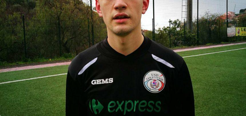 Matteo Anfosso è il Man of the Match di Sanstevese-Veloce 2-1