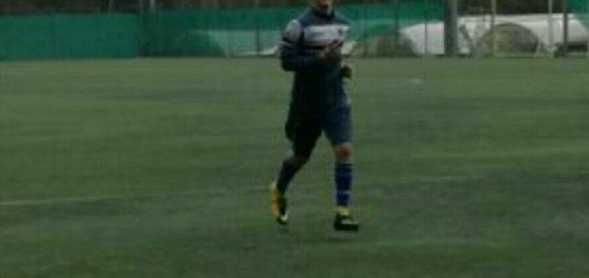 Sanremese Calcio – Edoardo Elettore, attaccante classe 2004, in prova con la Sampdoria