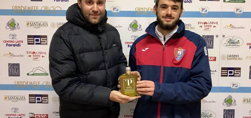 "Sanremese-Ponsacco 0-2, Gianluca Doveri è il Man of the Match ""TP convivio"""