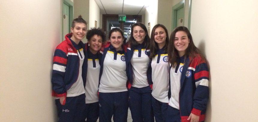 Sanremese Femminile – Famà, Ferrea, Luccisano, Mariotti, Valentini e De Mattia al 57° Torneo delle Regioni