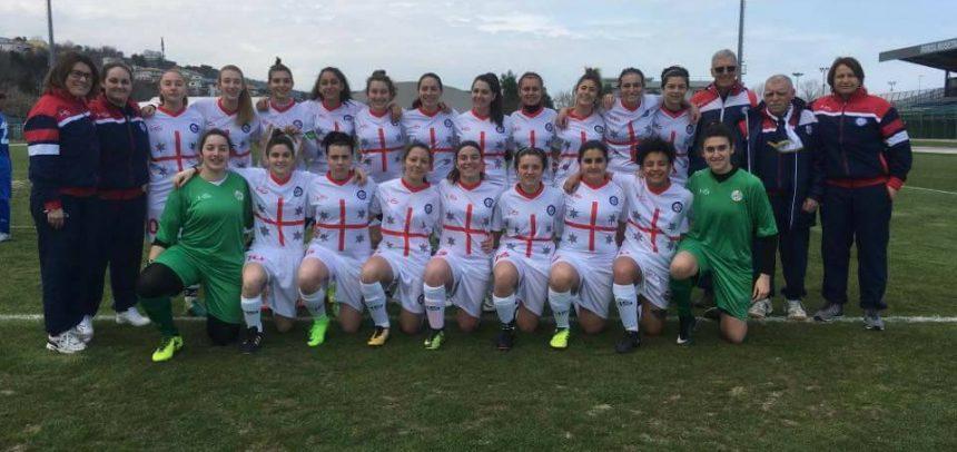 TDR 2018, FEMMINILE – La Liguria supera il Lazio 3-2 e vola ai quarti: in gol le sanremesi Famà e Mariotti