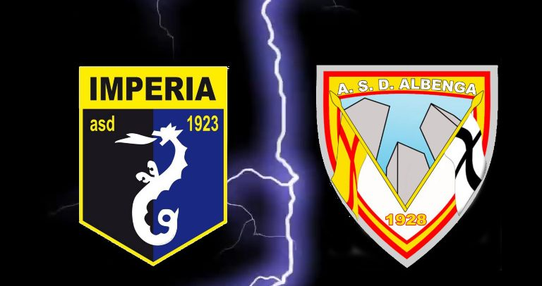 Eccellenza, gli Highlights di Imperia-Albenga 5-1