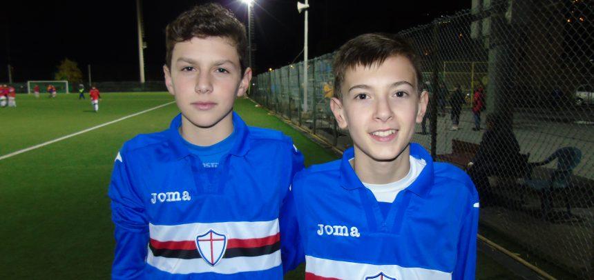 Giovanissimi Regionali Fascia B, Sanremese-Sampdoria 0-4: doppietta per Anghele e Galluccio
