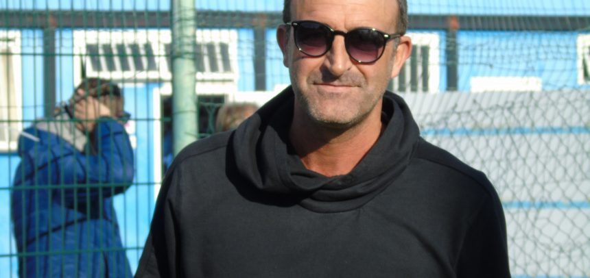 """La Sanremese conferma mister Alessandro Lupo per la prossima stagione:""""Ringrazio la società per la fiducia"""""""