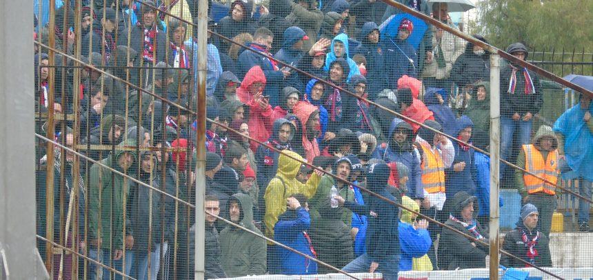 [Video] L'esultanza dei tifosi del Ponsacco dopo i gol alla Sanremese e i festeggiamenti a fine partita