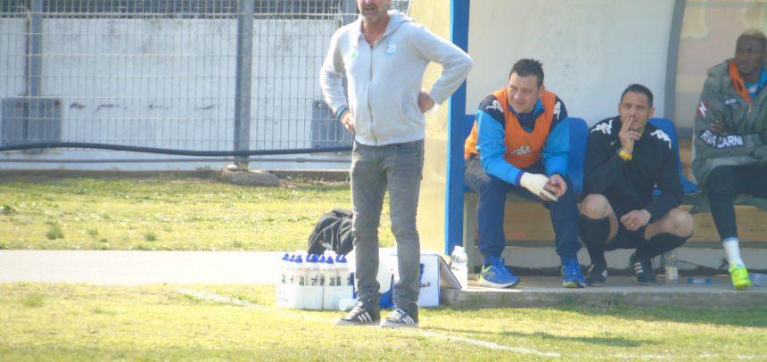 """Sanremese Calcio – Mister Lupo dopo la sconfitta con il Savona:""""Avremmo dovuto insistere di più e cercare il secondo gol"""""""