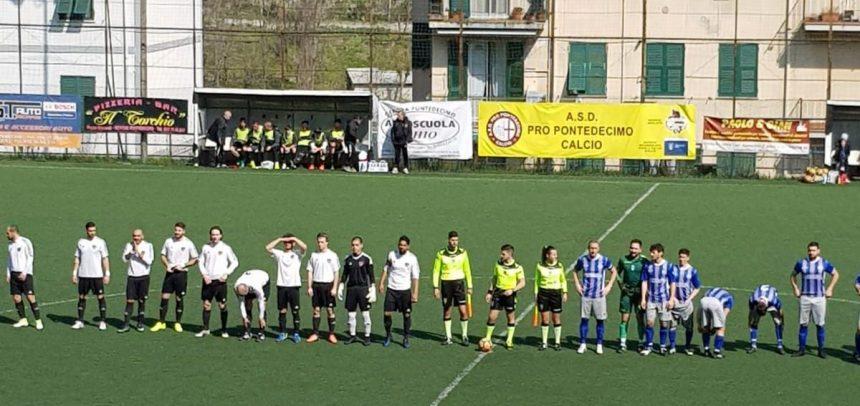 Promozione A, gli Highlights di Sant'Olcese-Ospedaletti 1-0 by Dilettantissimo