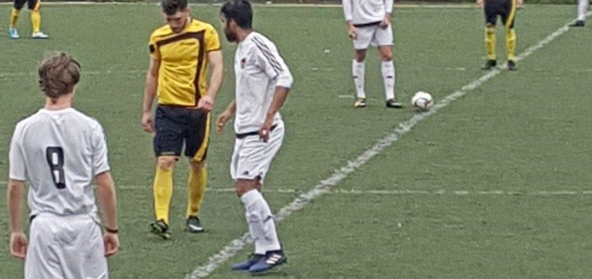 L'Ospedaletti perde 4-3 con il Borzoli e dice addio al sogno play-off