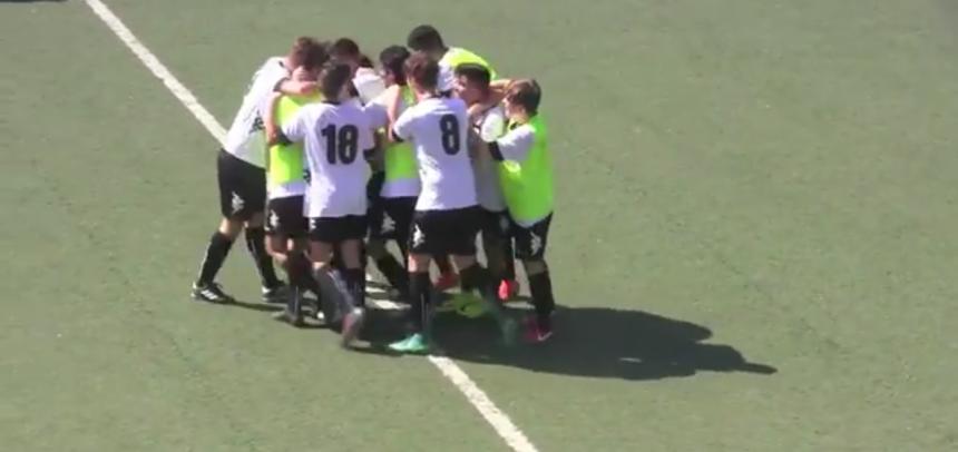 [Video] Allievi Sanremese, il gol di Manuel Buccino che ha steso l'Ospedaletti