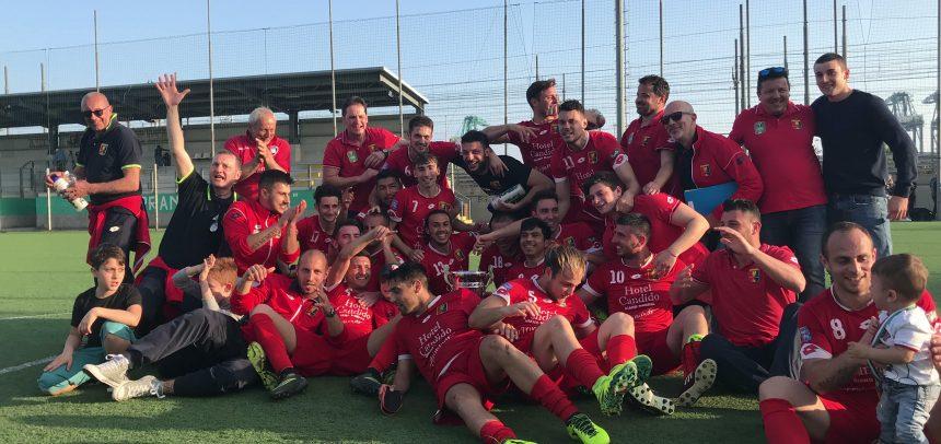 La Dianese&Golfo vince la Coppa Liguria! Monterosso sconfitto 3-0 con le reti di Numeroso, Avignone e Arrigo