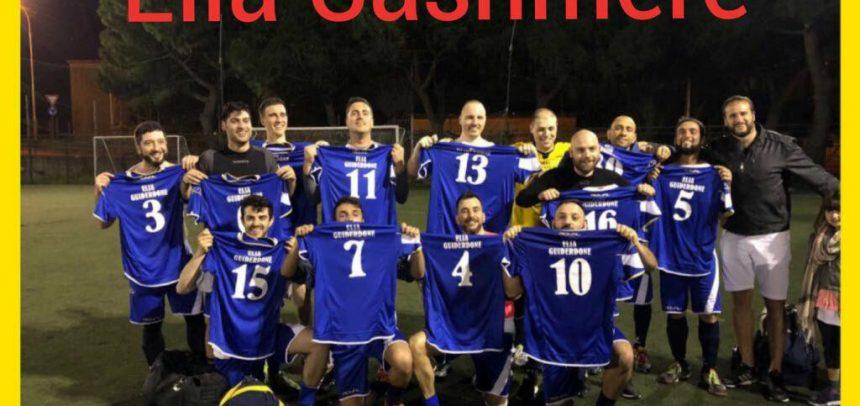 """Campionato a 7 """"Ezio Sclavi"""", gli Highlights di Oro Cashmere-Tecnocasa 4-3"""