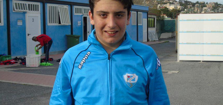 Sanremese Calcio – Il centrocampista classe 2002 Federico Fava in prova alla Cremonese