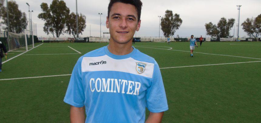 Allievi Regionali, Nicolò Di Antonio è il Man of the Match di Sanremese-Imperia 3-2