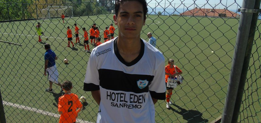 Fasi Regionali Allievi Fascia B, Manuel Buccino è il Man of the Match di Ospedaletti-Sanremese 0-1