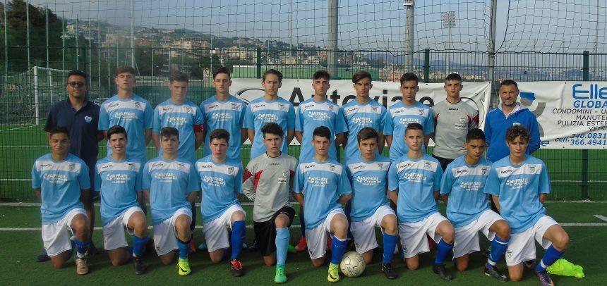 Fase Finale Allievi Regionali Fascia B, gli Highlights di Sanremese-Tarros Sarzanese 2-1