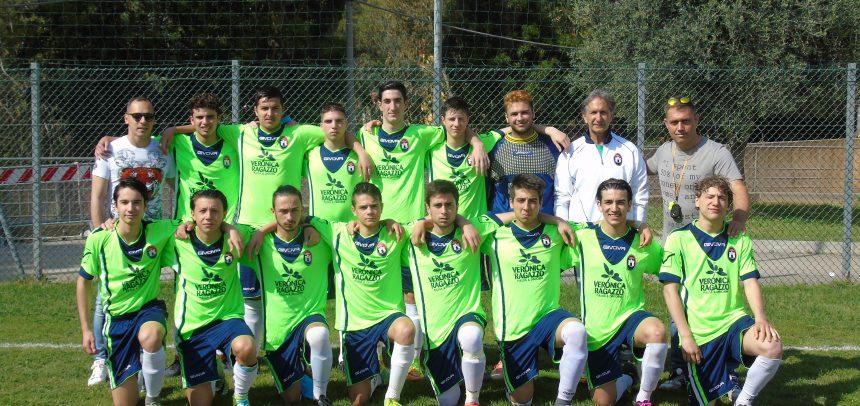 Allievi Provinciali, gli Highlights di Loanesi-Olimpia Carcarese 5-1