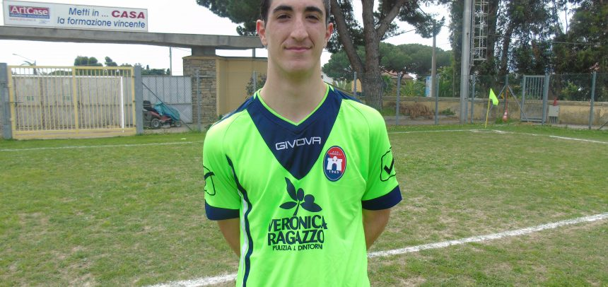 Allievi Provinciali, Simone Rossello è il Man of the Match di Loanesi-Olimpia Carcarese 5-1