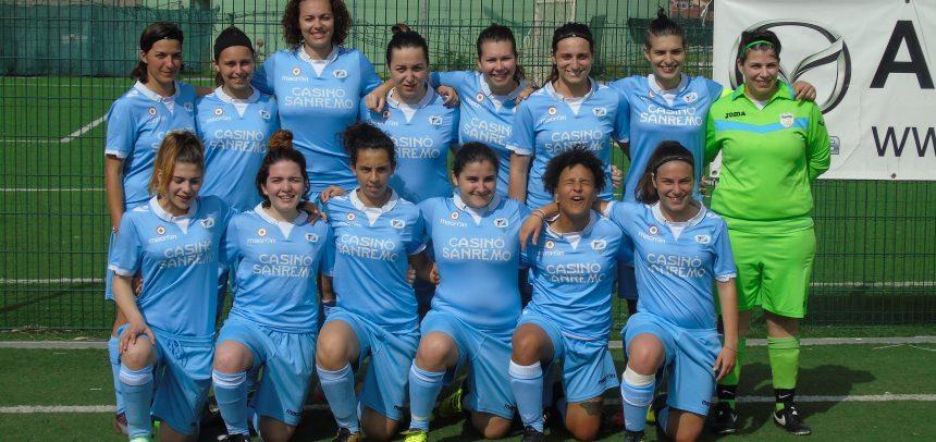 Calcio Femminile, gli Highlights di Sanremese-Vado 3-0