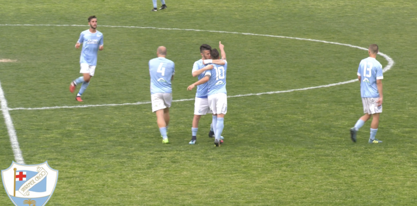 Serie D Girone E, gli Highlights di San Donato Tavarnelle-Sanremese 1-2