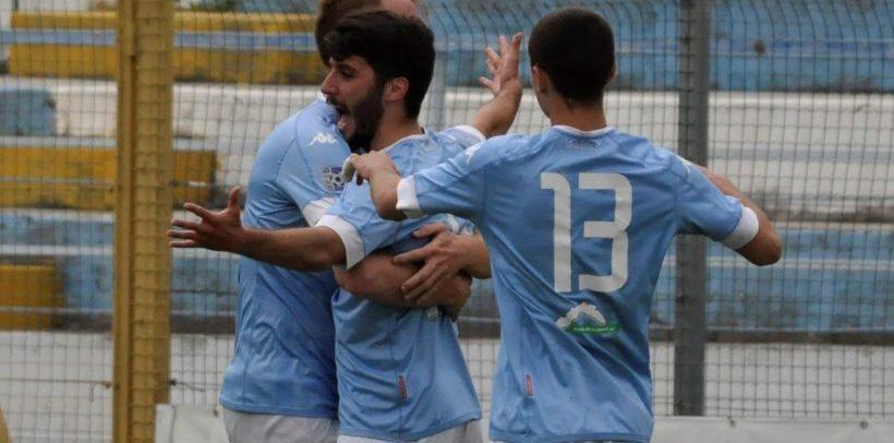 Con un gol di Gagliardi la Sanremese batte il Ghivizzano e si mantiene a meno 2 dalla vetta