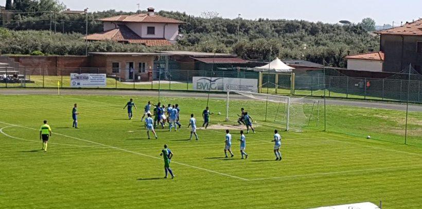 Serie D Girone E, gli Highlights di Seravezza-Sanremese 1-2