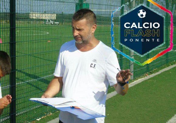 Sanremese Calcio – Fabio Coccoluto guiderà gli Allievi Regionali Fascia B fino al termine della stagione