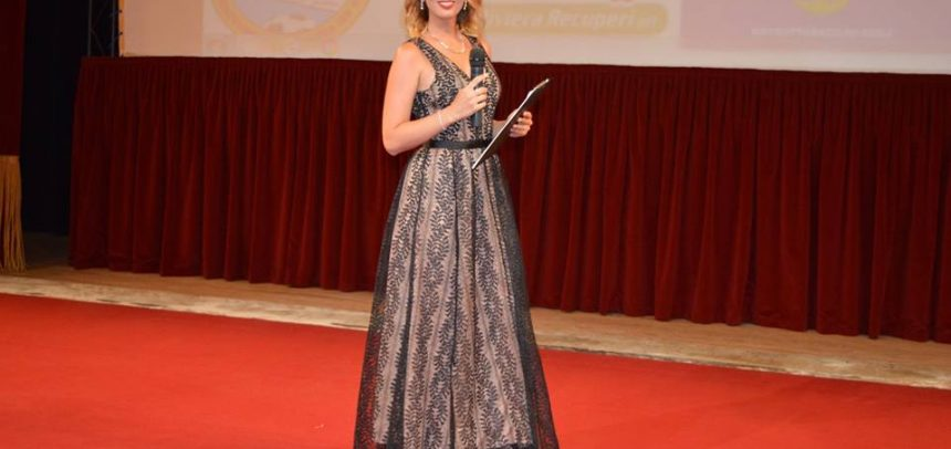 Marianna Pagliarin presenterà il 3° Pallone d'oro del Ponente