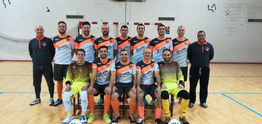 Calcio a 5, sabato 26 maggio semifinale play-off tra Ospedaletti e Athena Futsal. Fischio d'inizio ore 15