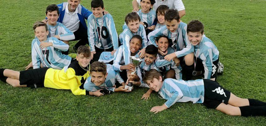 Sanremese Calcio – Gli Esordienti 2006 vincono il Torneo di Acqui Terme